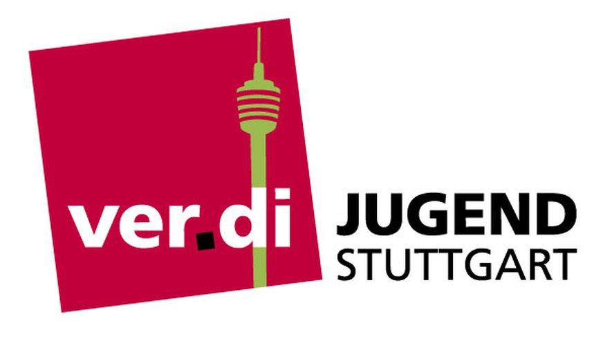 ver.di-Jugend Stuttgart Logo