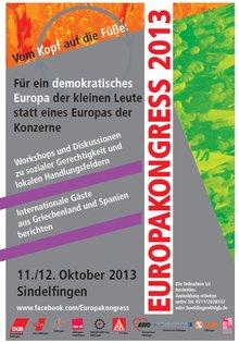 Europakongress 2013