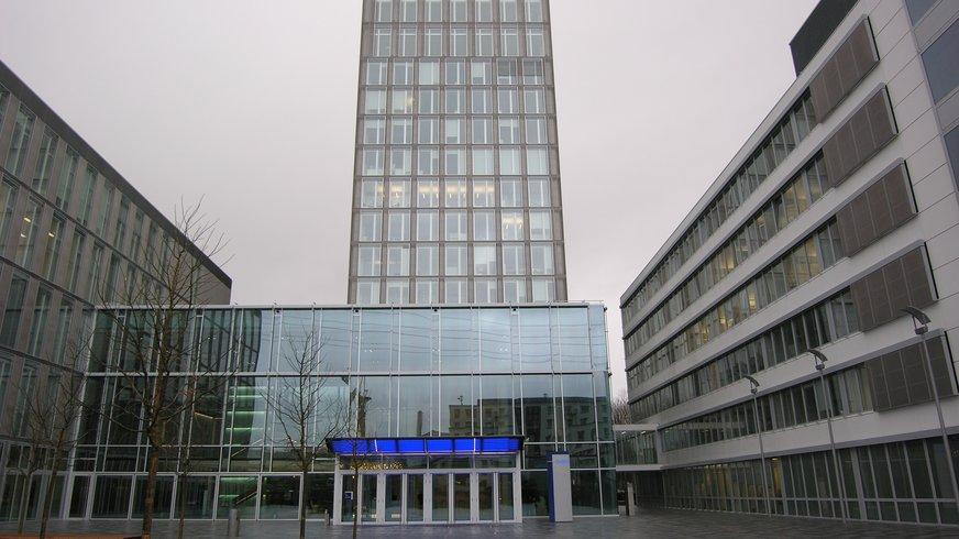 EnBW-City im Fasanenhof