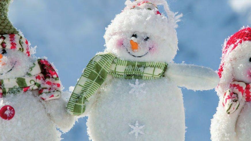 Schneemenschen