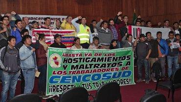 Perú: Labor sindical en condiciones extremas