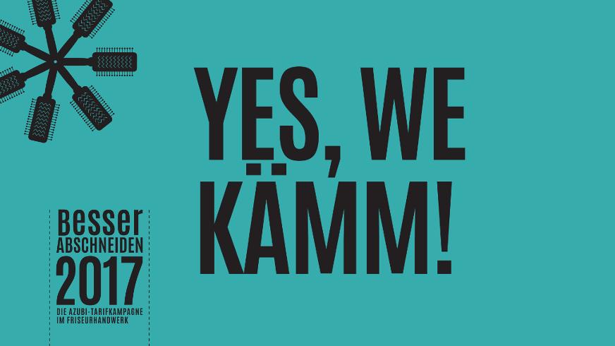 Yes we Kämm!
