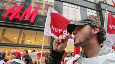 H&M versucht immer wieder unbequeme Betriebsräte mit Kündigungen loszuwerden