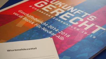 5. Bezirkskonferenz Fils-Neckar-Alb am 20.10.2018 in Nürtingen
