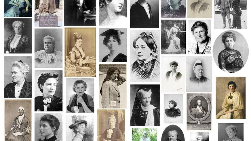 Ausstellung: Suffragetten in Deutschland??