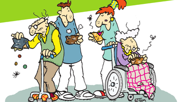 Aufruf Aktionstag Altenpflege 2019
