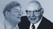 Alfred Hausser und Walter Vielhauer
